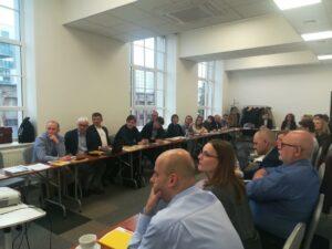 II seminarium w ramach projektu Powiązania funkcjonalno-przestrzenne ośrodków miejskich