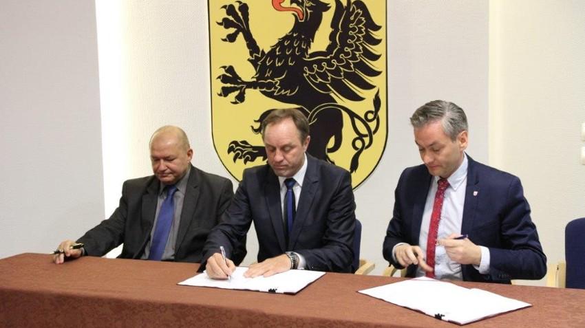 Zintegrowane Porozumienia Terytorialne podpisane